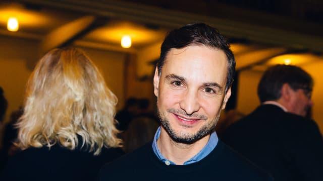 Filmproduzent Ivan madeo