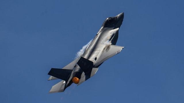 F-35A.