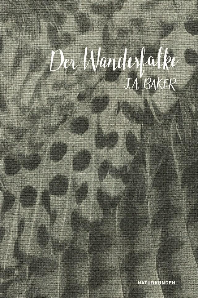 Schön aufgemachtes Buchcover der Reihe «Naturkunden».