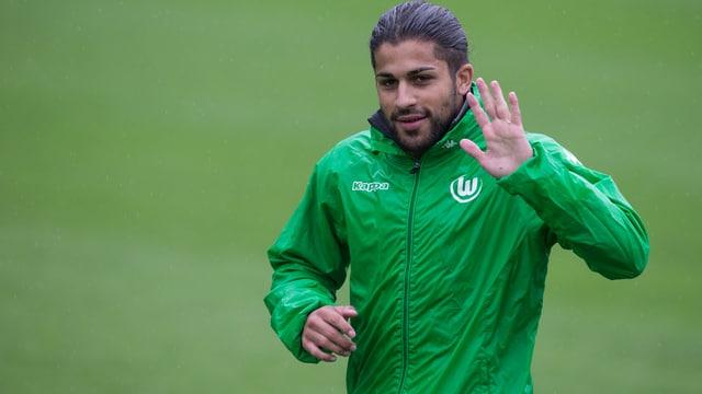 Ricardo Rodriguez gibt sein Bundesliga-Comeback.