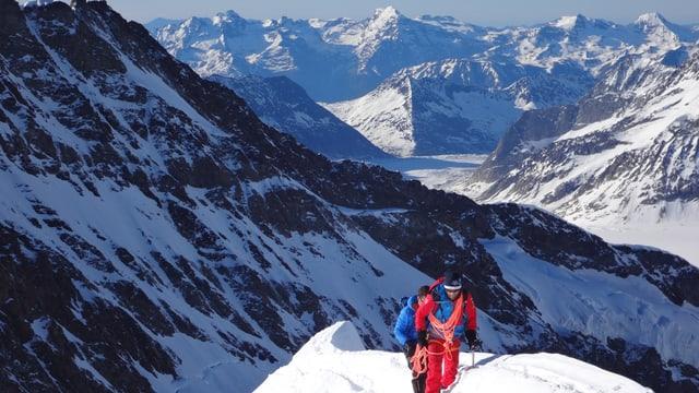 Video ««SRF bi de Lüt – Wunderland» (7/7): Eiger, Mönch und Jungfrau» abspielen