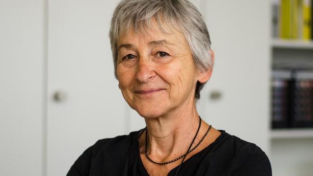 Porträt Trudy Aebischer