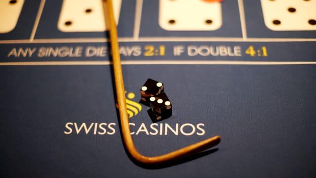 Ils casinos en Svizra han pudì nudar ina svieuta da 690 milliuns francs.