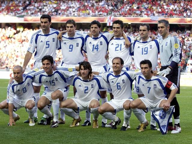 Das Final-Team.