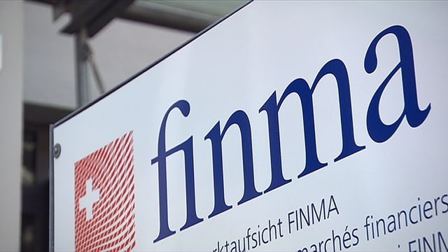 Logo der Finma