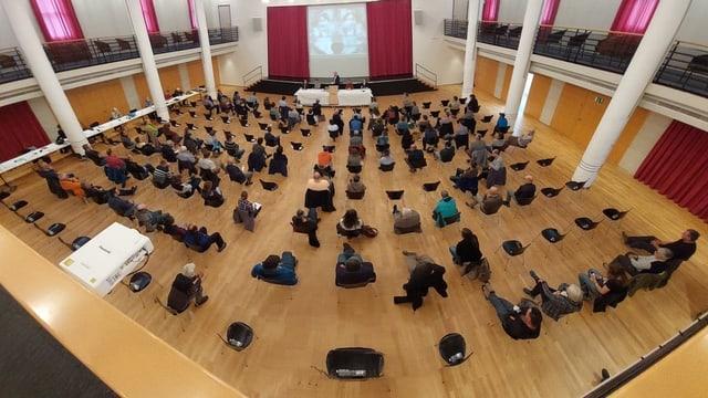Lufs: Experientschas e soluziuns en Germania e Frantscha