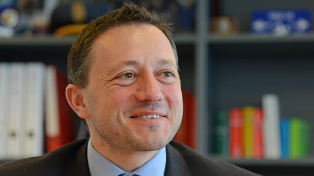 Markus Gisin wird ab Mai 2014 neuer Chef der Kriminalpolizei Aargau.