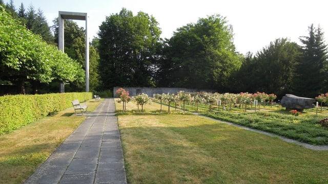Friedhof Liebenfels in Baden