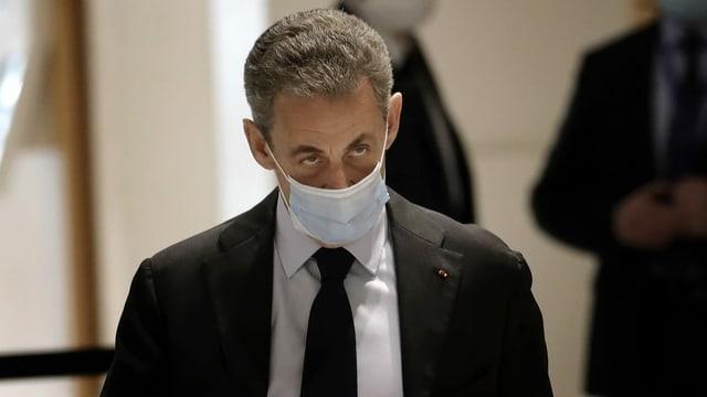 Die Affäre «Bygmalion»: Der tief gefallene Sarkozy