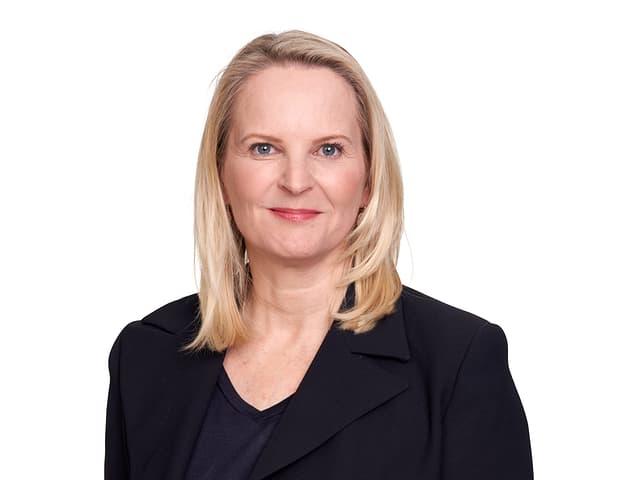 Nicole Barandun, CVP; Ständeratskandidatin