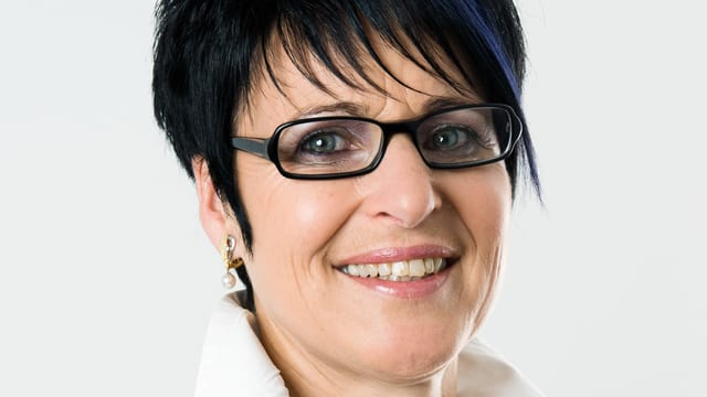 Inge Schmid Porträt