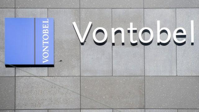 Il logo da la banca Vontobel.