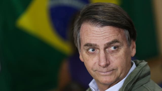 Der neue brasilianische Präsident Jair Bolsonaro.