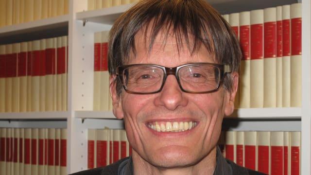 Porträt von Karl Vogler, CSP-Nationalrat