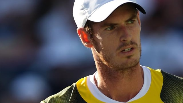 Andy Murray will Roger Federer in der Weltrangliste überholen.