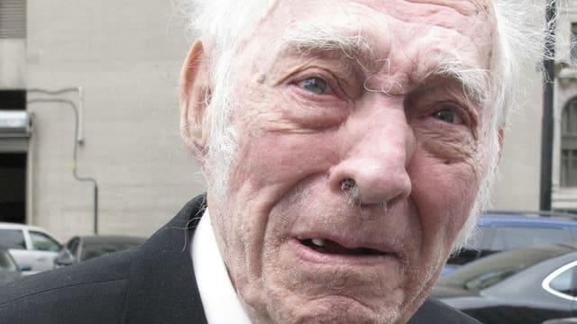 Leo Sharp, das reale Vorbild der Filmfigur Earl Stone, gilt als ältester Drogenkurier, der je verhaftet wurde.