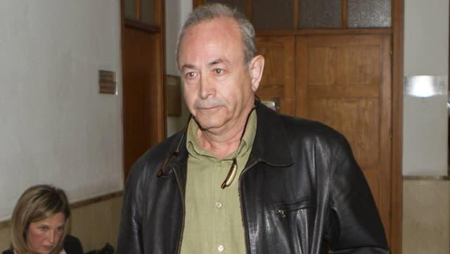 Der Untersuchungsbeamte José Castro