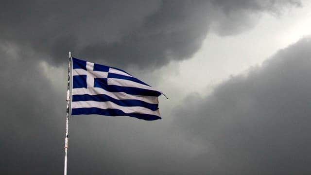 Bandiera da la Grezia.