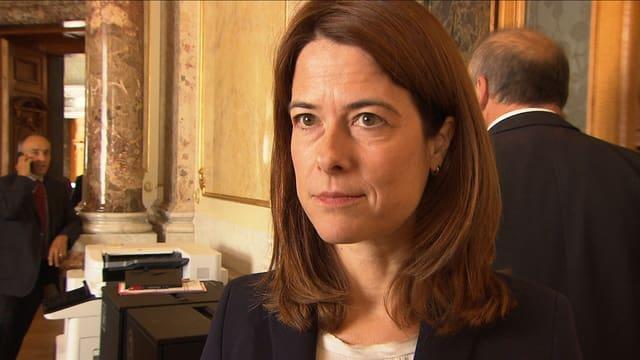 Video ««Rundschau talk» mit FDP-Präsidentin Petra Gössi» abspielen
