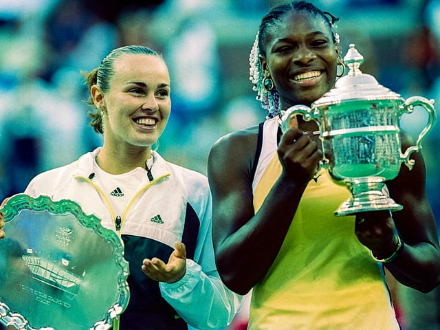 Martina Hingis Serena Williams
