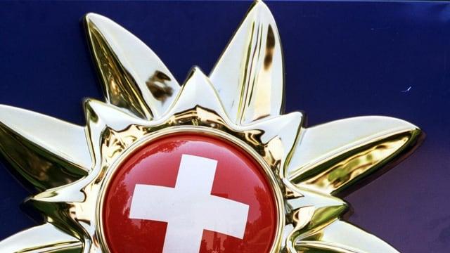 Il logo da Svizra turissem