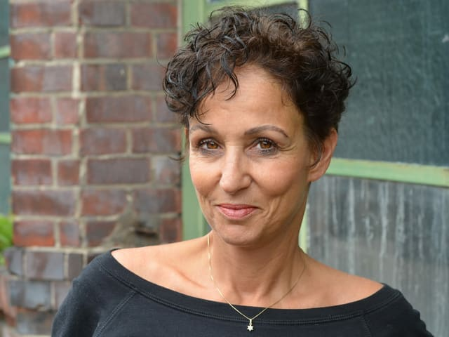 Porträt Sandra Kreisler