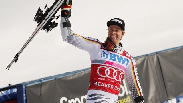 Il skiunz Stefan Luitz.