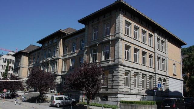 Schulhaus St. Leonhard