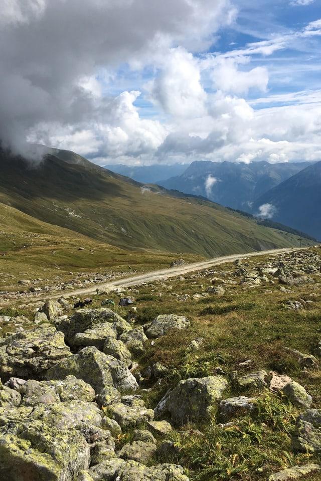 Val alpina.