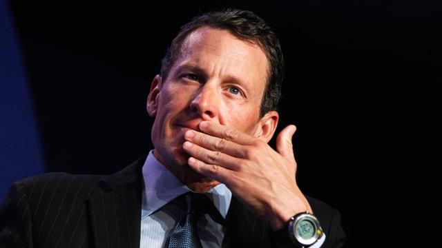 Der Spiessrutenlauf für Lance Armstrong hat begonnen.