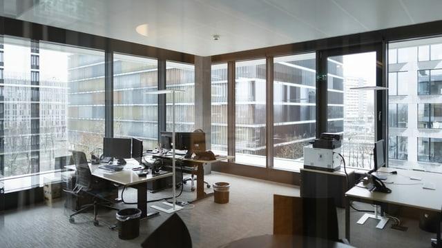 Leeres Bürogebäude