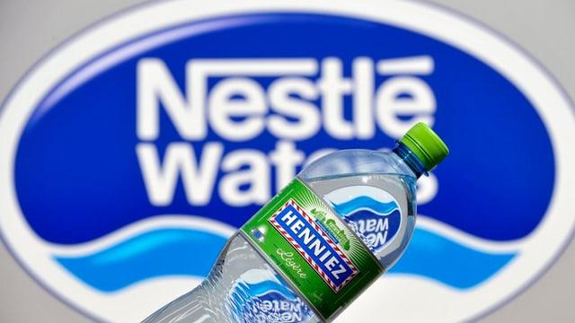 L'aua da Nestlé.