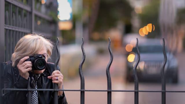 fotografa che fotografescha sur saiv ora