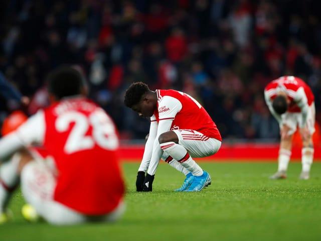 Von den letzten zwölf Premier-League-Partien konnten sie gerade mal eine gewinnen.