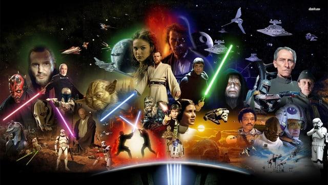 Star Wars ist ein Fundus an unendlich vielen, guten, spannenden, skurrilen Fakten.