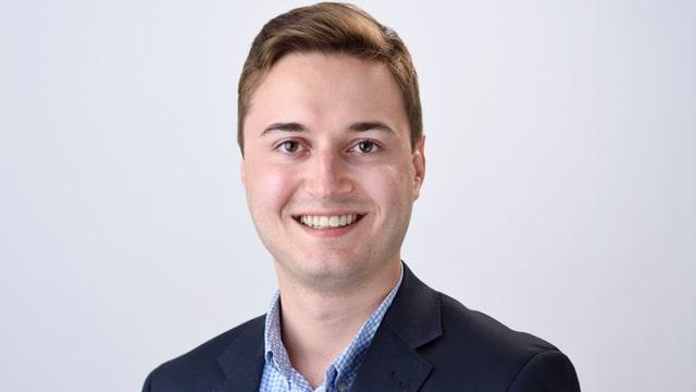 Portrait von Julian Eicke