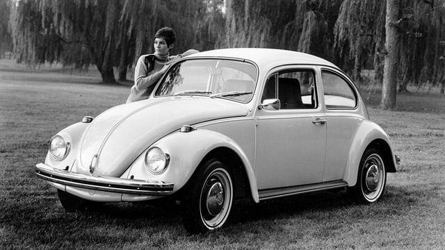 VW Käfer 1986