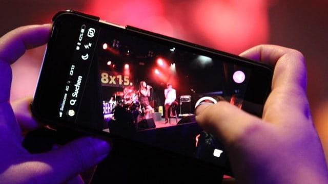 Video «8x15. ganz schön schweizerisch: die Premiere in Chur» abspielen