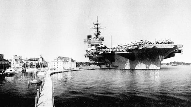 Flugzeugträger auf dem Bodensee