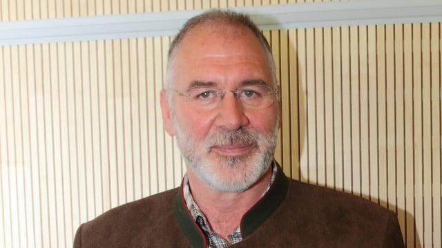Leo Thomann da Parsonz è stà dal 1997 enfin il 2010 deputà en il Cussegl grond.
