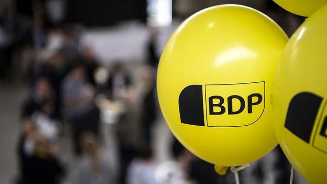 BPD-Luftballons