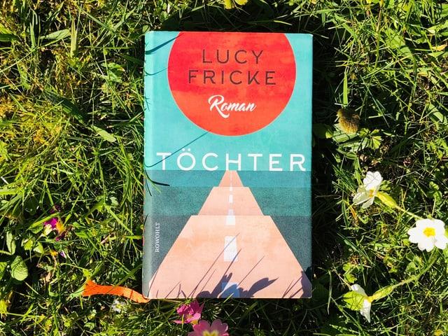 Lucy Frickes Roman «Töchter» liegt auf Gras