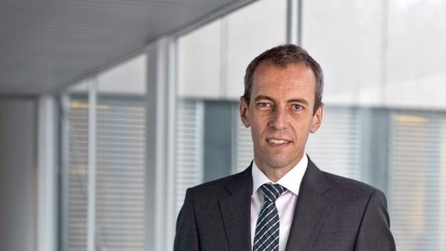 Finma-Direktor Patrick Raaflaub