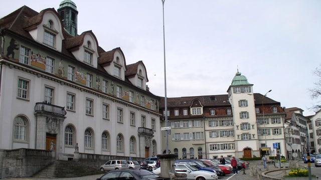 Regierungsgebäude AR