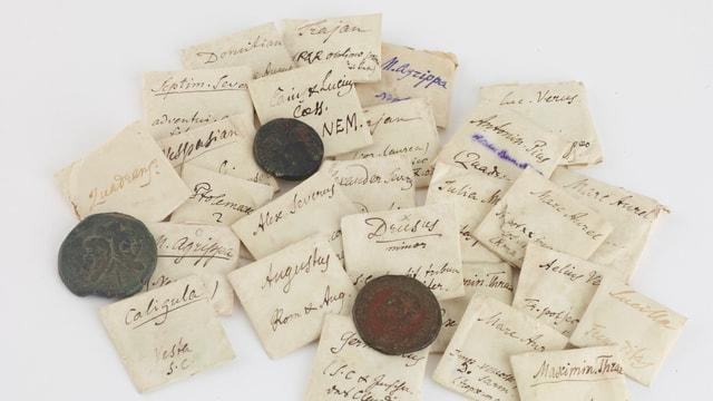 Münzensammlung