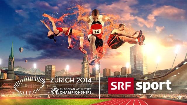 EM-Marathon auf SRF