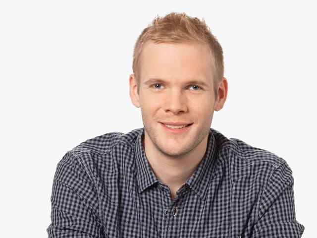 Porträt Stefan Siegenthaler