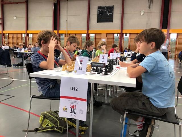 Bild Schach