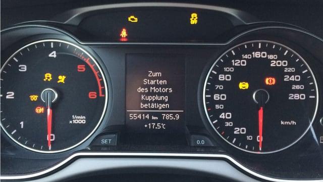 Kennen Sie die Warnleuchten in Ihrem Auto?