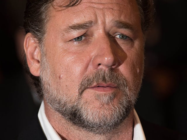Russell Crowe.